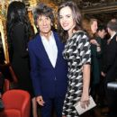 L'Wren Scott and Mick Jagger host private dinner at the Cafe Royal Hotel to celebrate the L'Wren Scott Fall/Winter 2013 Collection - London, UK - 17 February 2013 - 407 x 612