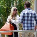 Jessica Simpson & Eric Johnson: Traveling Twosome