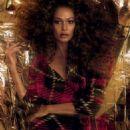 Joan Smalls - Vogue Magazine Pictorial [Brazil] (June 2017) - 454 x 653