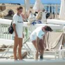 Zara McDermott – Bikini candids on vacation in Cyprus - 454 x 298