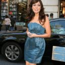 Lindsay Price - New York City Candids, 08.09.2008.