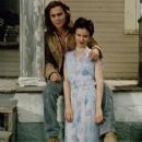 Johnny Depp and Juliette Lewis