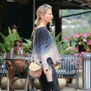Elsa Pataky Out With Her Daughter In Malibu