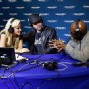 Jenny McCarthy Siriusxm At Super Bowl Xlix Radio Row In Phoenix