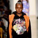 Jasmine Tookes – Jeremy Scott show, Spring Summer 2018, New York Fashion Week 2017 - 454 x 682