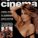 Claudia Schiffer - Cinema Magazine Cover [Germany] (March 1995)