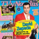 David Zepeda- TVyNovelas Mexico Magazine July 2013 - 454 x 636