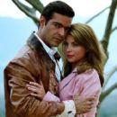 Pablo Montero and Ludwika Paleta