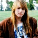 Celebrities with first name: Axl