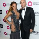Melanie Brown and Stephen Belafonte - 395 x 594
