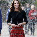 Kate Middleton – Host a Christmas party in London