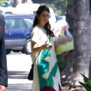 Marisa Tomei – Attends at Eva Longoria's baby shower in LA - 454 x 682
