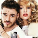 Heloise Guerin, Richard Madden - Glamour Magazine Pictorial [United States] (April 2015) - 454 x 618