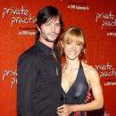 Jason Behr and Kadee Strickland