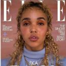 FKA Twigs - Elle Magazine Cover [United States] (March 2021)