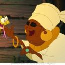 JuJu and Mama Odie (voice by Jenifer Lewis) in Walt Disney Pictures' The Princess and the Frog. ©Disney Enterprises, Inc. All Rights Reserved.