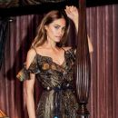 Yasmin Le Bon - Country & Town House Magazine Pictorial [United Kingdom] (December 2018) - 260 x 511
