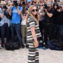 Elizabeth Olsen – Christian Dior Fashion Show FW 2017 in Paris