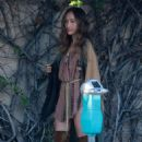 Maggie Q – OPossing while out in Los Angeles
