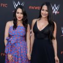 Brie and Nikki Bella – WWE FYC Event in Los Angeles - 454 x 547