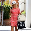 Reese Witherspoon is all smiles while leaving her office in Beverly Hills, California on July 12, 2016 - 429 x 600
