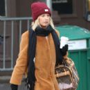 Ashley Tisdale – Out and about in NYC