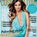 Marina Luczenko Cosmopolitan Poland August 2012