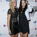Erin Heatherton 12th Annual Leather Laces Super Bowl Xlix Party In Phoenix