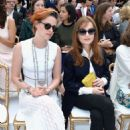 Kristen Stewart Chanel Fashion Show In Paris