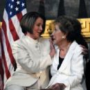 Nancy Pelosi With Nancy Reagan