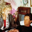 Dolly Parton and Sam Shepard