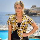 Bebe Rexha – Isle of MTV Photocall in Malta - 454 x 663