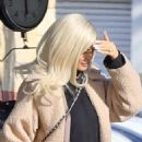 Kylie Jenner – Leaving a studio in Los Angeles