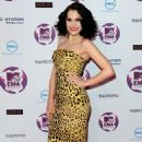 Jessie J Glams Up the 2011 MTV EMAs