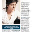Shah Rukh Khan - Filmfare Hindi Magazine Pictorial [India] (January 2013)
