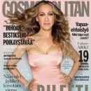 Sarah Jessica Parker - Cosmopolitan Magazine Cover [Finland] (November 2015)