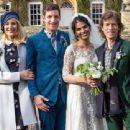 James Jagger and Anoushka Sharma Wedding - 23 April 2016 - 454 x 340