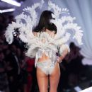Bella Hadid – 2018 Victoria's Secret Fashion Show Runway in NY