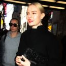 Kate Bosworth The Kate Spade Fashion Show 2016 In New York