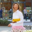 Kat Graham out for lunch in Beverly Hills - 454 x 839