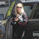 Ashley Benson – Leaving gym in West Hollywood - 454 x 683