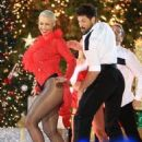 Amber Rose and Maksim Chmerkovskiy Return to Dancing With The Stars at the Grove in Hollywood, California  - November 22, 2016 - 454 x 582