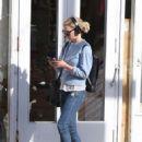 Jennifer Morrison out in Manhattan - 454 x 617