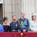 Prince Windsor and Kate Middleton Attend Events To Mark The Centenary Of The RAF