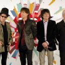 The Rolling Stones 'A Bigger Bang World Tour' Tokyo Press Conference - 20 March 2006 - 454 x 311