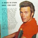 Clint Eastwood - The Detroit News TV Magazine Pictorial [United States] (7 June 1964) - 454 x 580