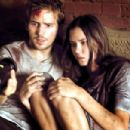 Odette Annable and Michael Stahl-David