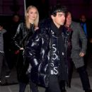 Sophie Turner and Joe Jonas – Arriving to the NY Knicks Game in New York