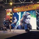 Summer Glau Comic Con Russia 2015 - 454 x 454