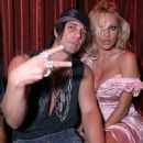 Criss Angel and Pamela Anderson - 454 x 615